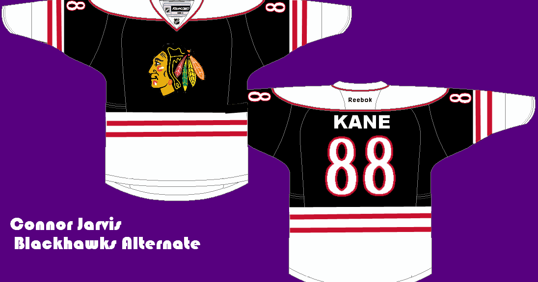 1b1de9799d2 Tuesday  Look Who the Cat Dragged In! - HockeyJerseyConcepts