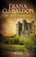 La cruz ardiente 5, Diana Gabaldon