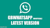 [UPDATE] Download GBWhatsApp v9.90 Latest Version Android [Unofficial]