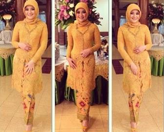 Kebaya Muslim Simple Tapi Modis