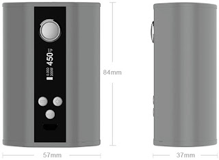The parameter of iStick TC200W