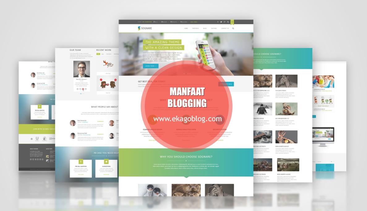 Bagaimana Cara Anda Mendapatkan Manfaat dari Blogging?