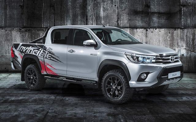 Toyota Hilux Invencível