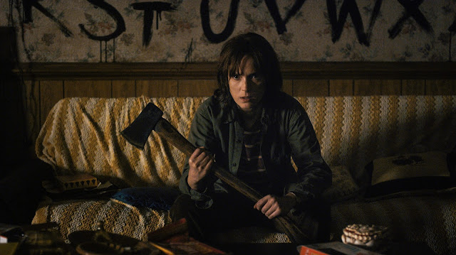 Winona Ryder in Stranger Things - Netflix