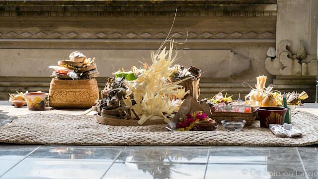 Temple du lac Bratan - Bali
