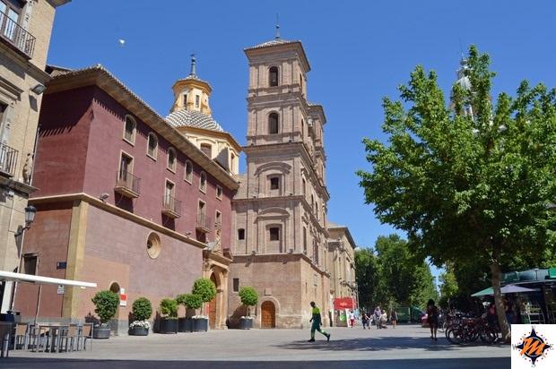 Murcia, Plaza de Santo Domingo
