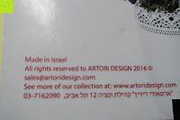 Adresse: ARTORI Design AD273B - Louis' Paw - Black Metal Cat Decorative Balance Hanger by Artori Design