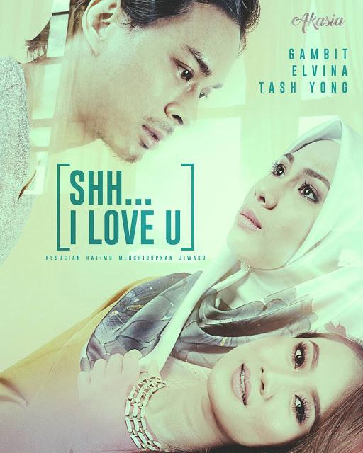 Video Drama Shh... I Love You Episod 11 Dan 12 Full Online