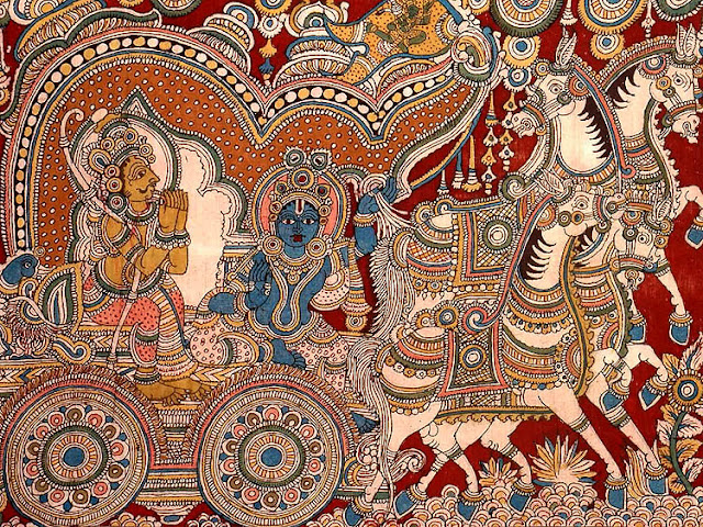 Folk Art and Paintings of India