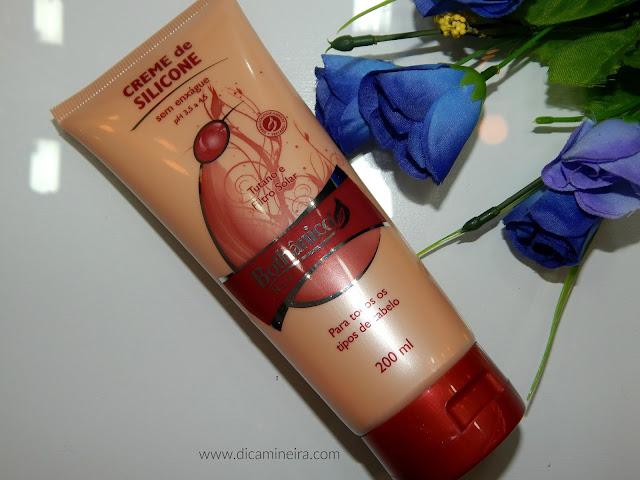 Creme de Silicone - Tutano e Filtro Solar | Bothânico Hair