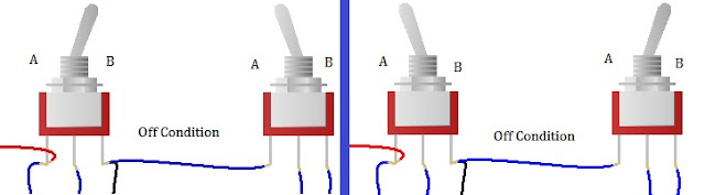 Change the direction of rotation of 9V DC motor