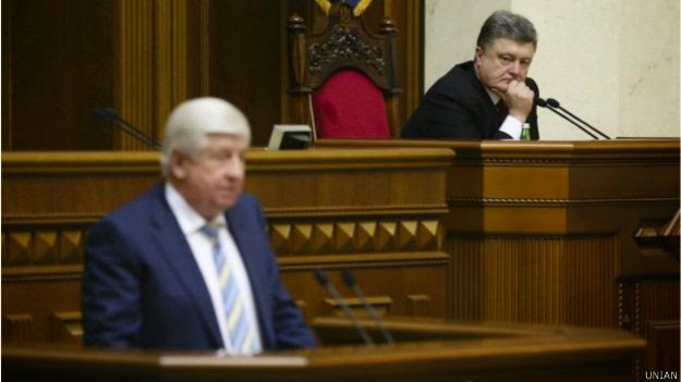The Verkhovna Rada approved the new Prosecutor General