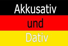 Liste der Verben Akkusativ und Dativ