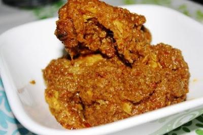Resepi Rendang Ayam