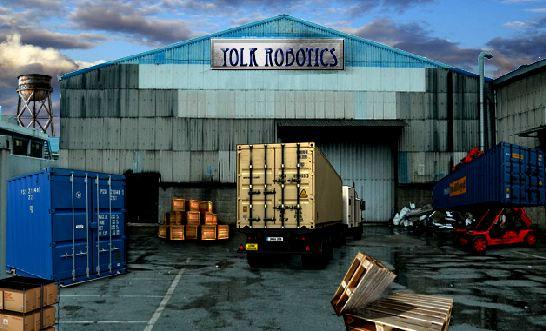 YolkGames Escape Robot 1s…