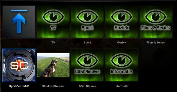 تركيب إضافة NL VIEW لمشاهدة أفضل القنوات على برنامج KODI
