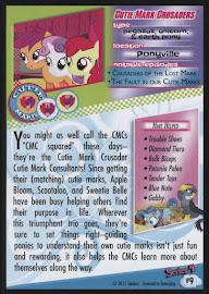 MLP Cutie Mark Crusaders Series 4 Trading Card