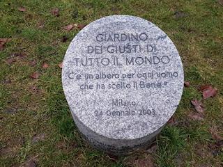 Giardino dei Giusti (Milano)