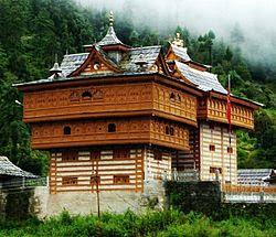 BHIMAKALI TEMPLE, Sarahan, Himachal Pradesh