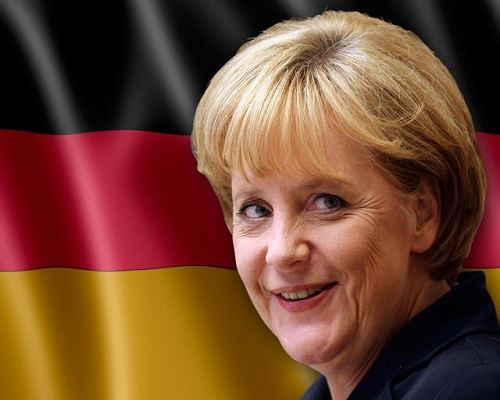 Buhari Lauds German Chancellor Over Election Win