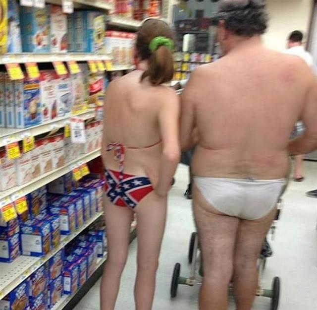 hal lucu unik aneh tidak pantas dan memalukan yang dilakukan di supermarket