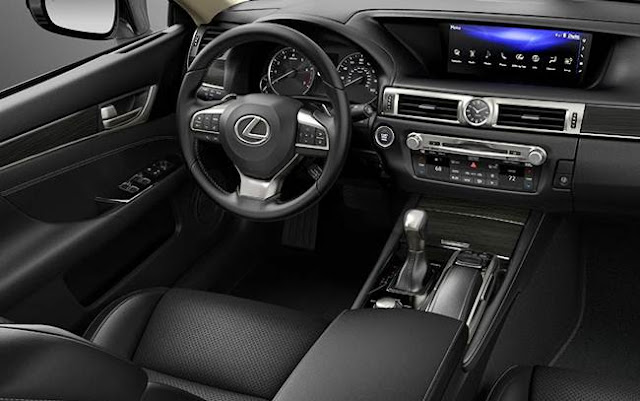 2017 Lexus GS 350 Redesign, Layout, Efficiency, Price