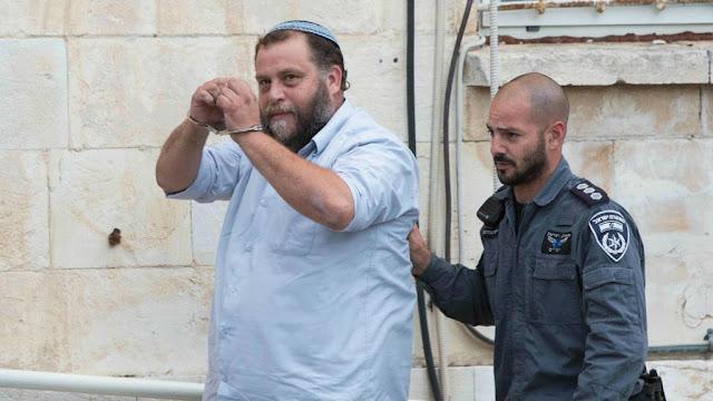 Extremista judeu é absolvido porque as vítimas 'poderiam ser palestinas'