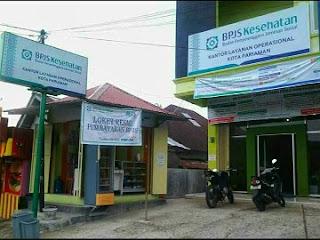 Kantor Cabang BPJS Kesehatan Kota Pariaman Sumbar