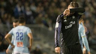 Gagal Taklukkan Celta Di Balaidos, Real Madrid Tersingkir Dari Copa Del Rey