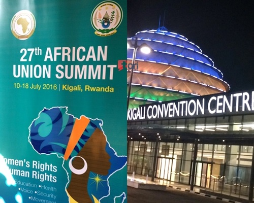 African Union Launches Visa-free Passport at 27th AU Summit...See What it Looks Like (Photos)
