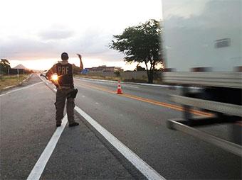 PRF registra 24 prisões durante o feriadão de Semana Santa em rodovias federais no RN