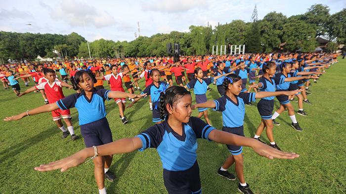 Olahraga yang Sering Dilakukan Anak SD HELLO