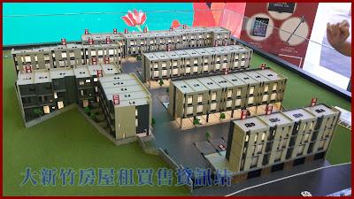 「東陞墅日子」完工示意模型(二)