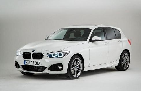Mobil BMW seri 1 Harga dan Spesifikasi
