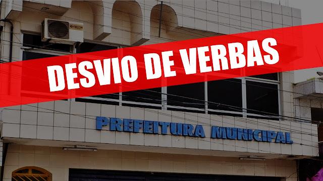 Polícia Civil investiga esquema de desvio de verbas da Prefeitura de Panelas