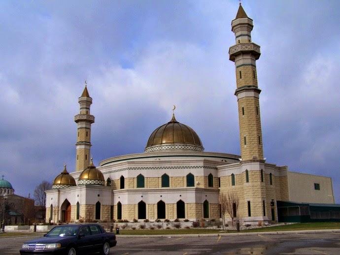 Masjid Islamic Center of America - Amerika Serikat