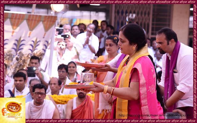 Renukamata-aarti-P.P.Nandai-Performing-Aarti