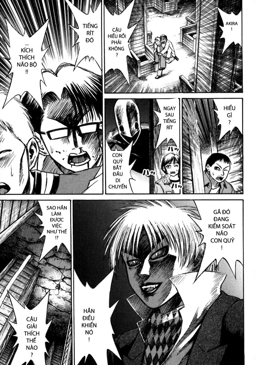 Higanjima chapter 33 trang 11