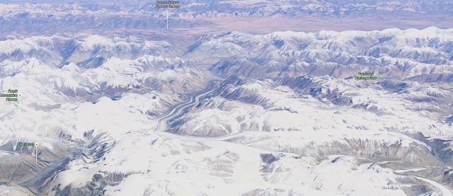 lodowiec Fedczenki