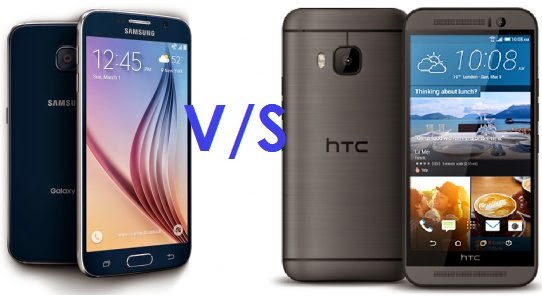 Which One is More Worthy To Buy Samsung Galaxy S6 Or HTC One M9?