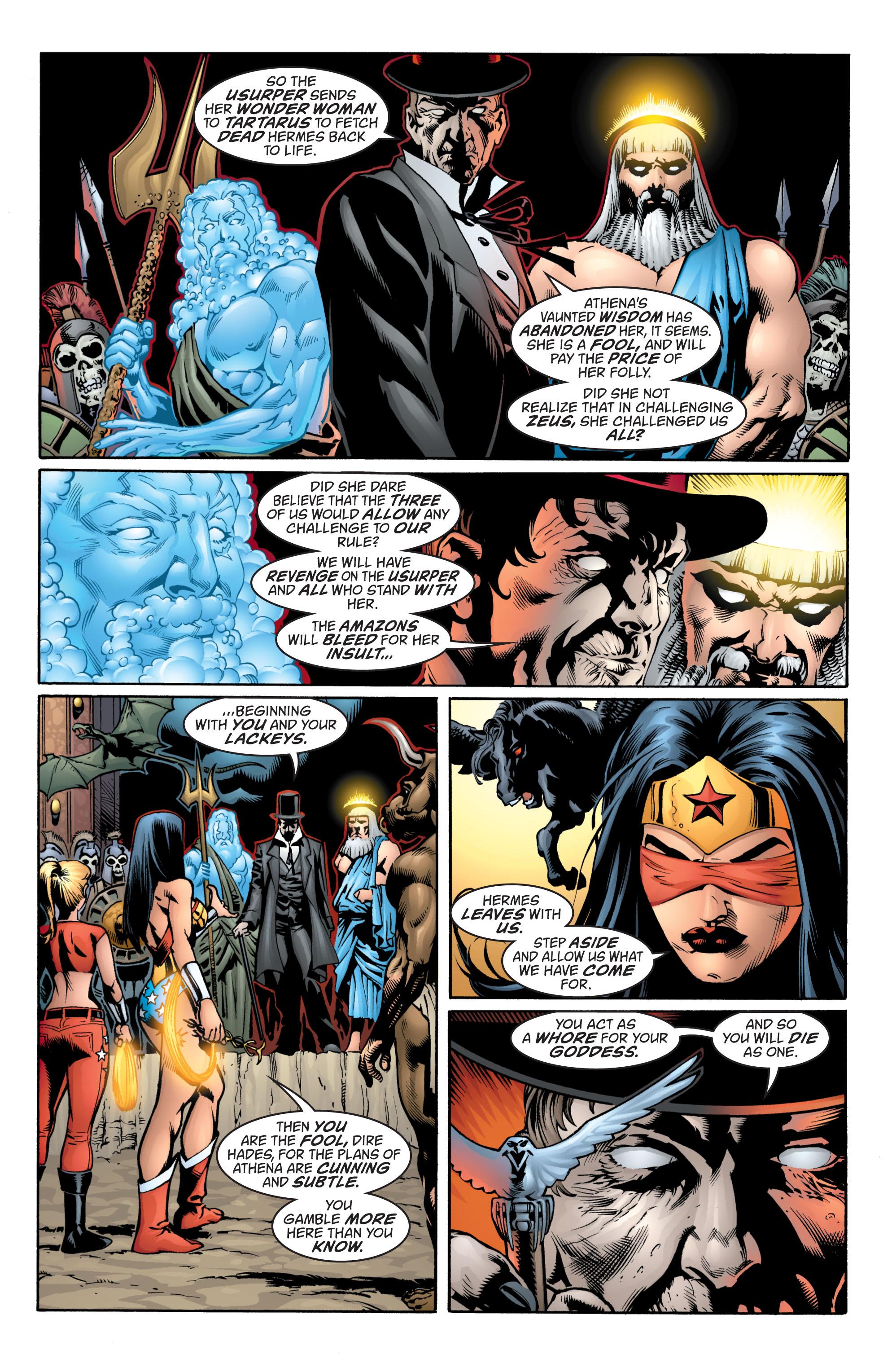 Read online Wonder Woman (1987) comic -  Issue #217 - 2