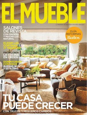 Revista El Mueble España  Noviembre 2017
