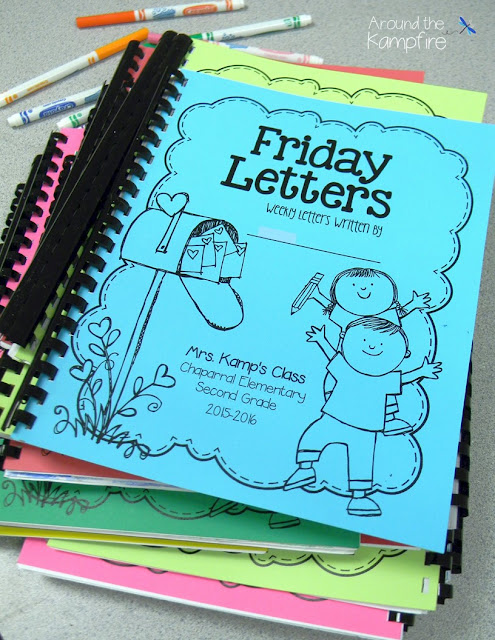 Fostering the home-school connection through Friday Letters. Tips for using this simple, yet powerful tool with your students -plus a free letter writing starter kit with parent note to get you started.