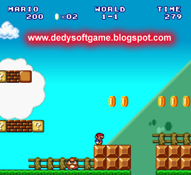 Free Download PC Mini Adventure Game Mario Forever - 4Shared