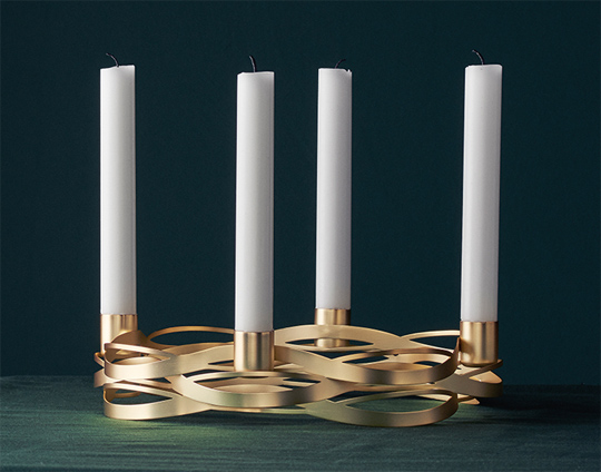 Stelton Tangle advent julen 2016 | www.var-dags-rum.se