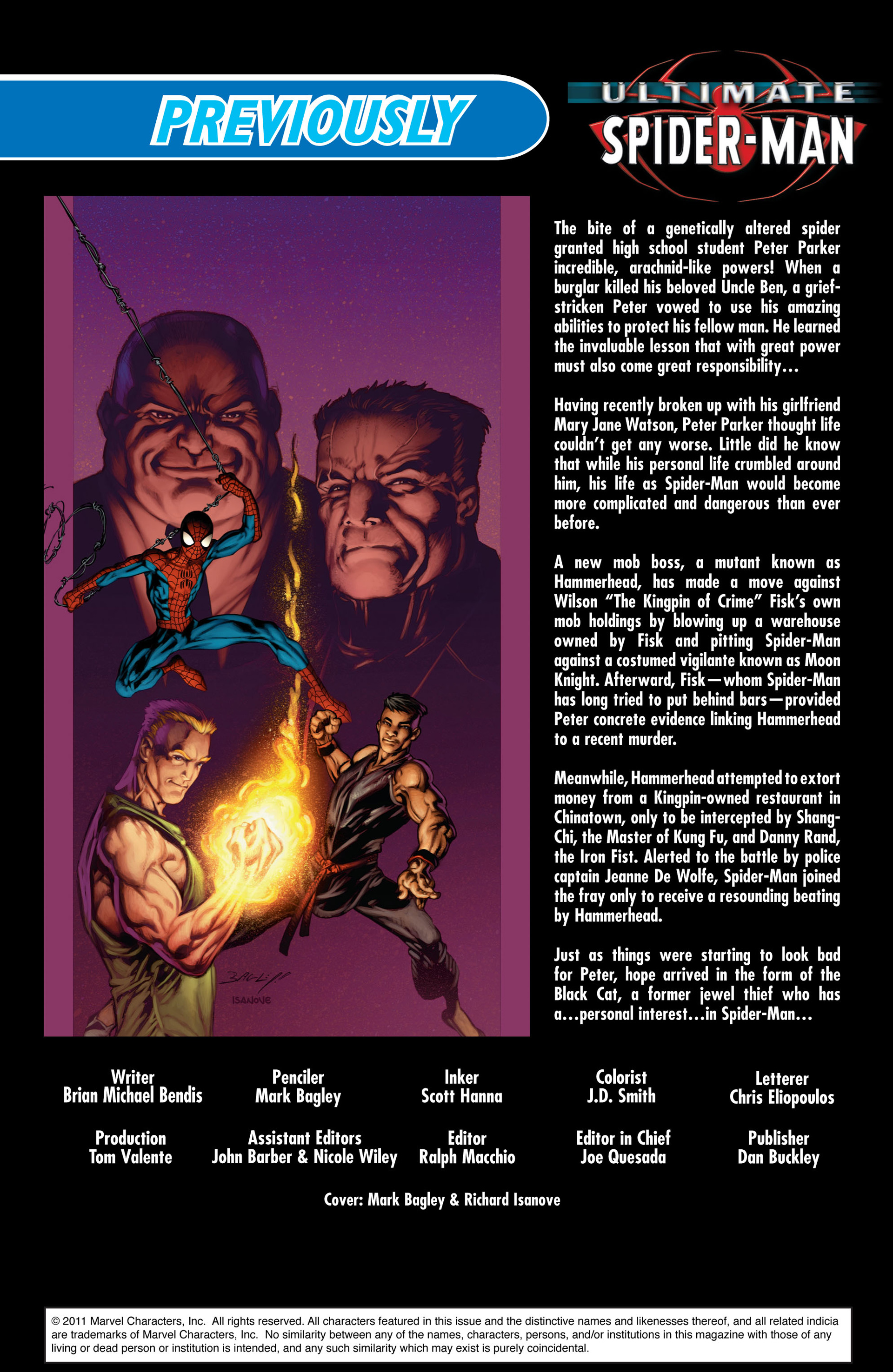 Read online Ultimate Spider-Man (2000) comic -  Issue #82 - 2