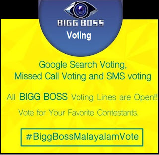 Bigg Boss Malayalam Vote from outside India using GOOGLE SEARCH-How to guide