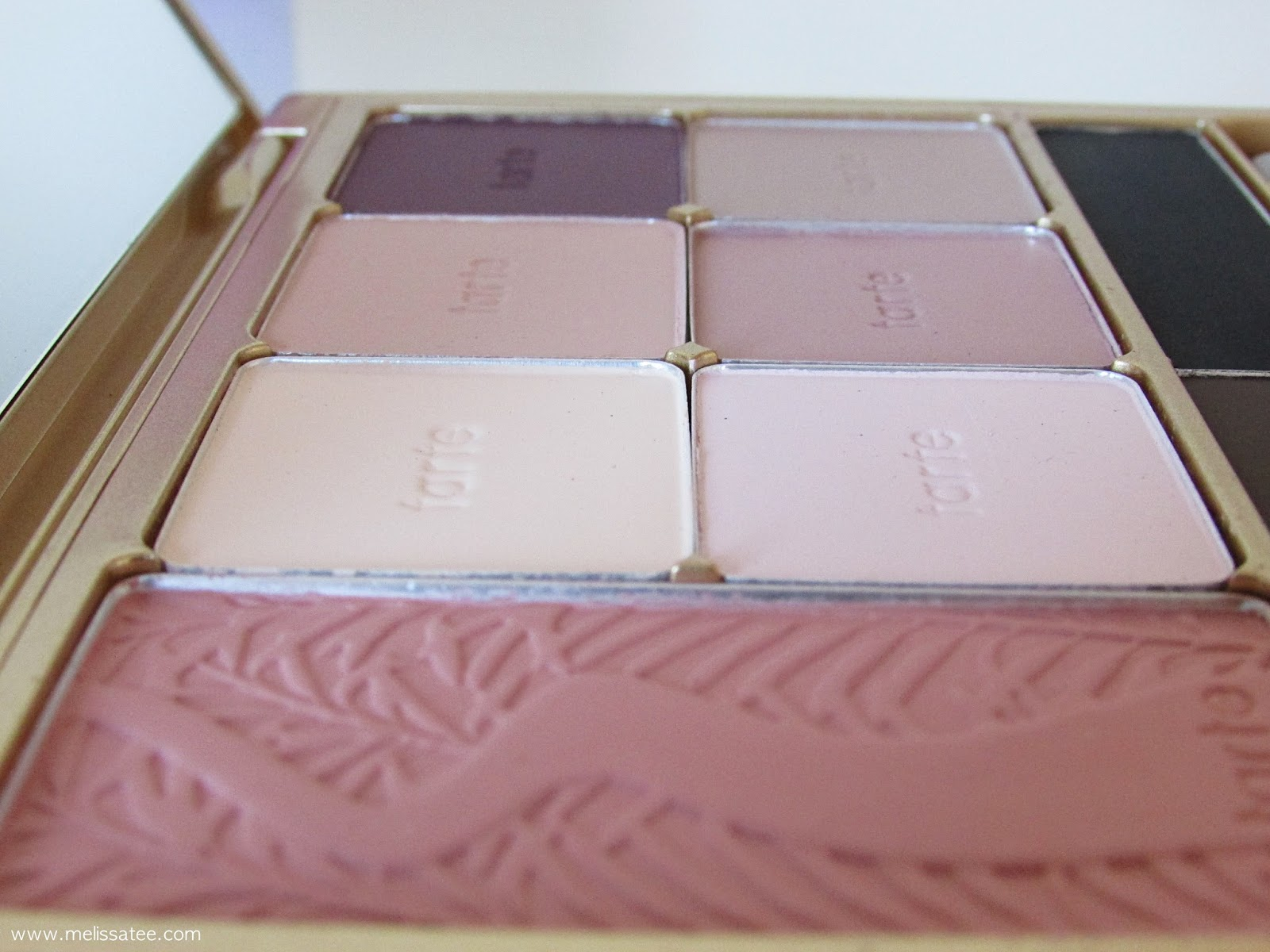 tarte, tarte palette, tarte be mattenificent, tarte be mattenificent palette, eyeshadow palette, tarte eyeshadow palettea