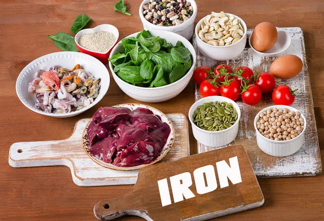 Could eating more iron stop you feeling tired?