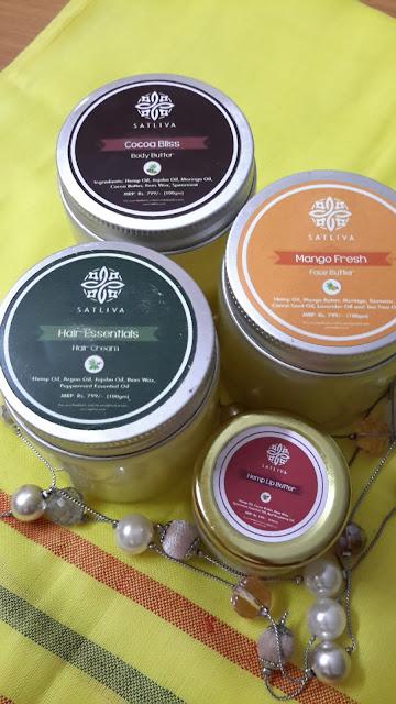 SATLIVA - Skincare with Hemp Seed Oil (Part 1 of 2) image